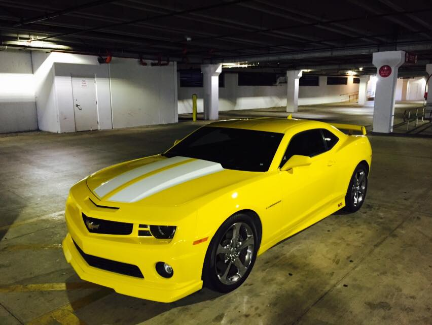 yello camaro