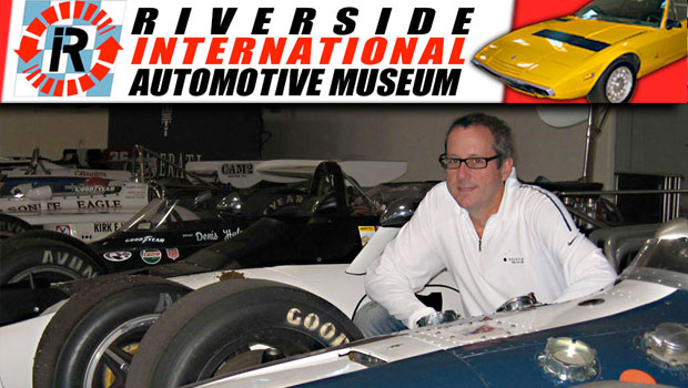 my sick ride the riverside international automotive museum home to