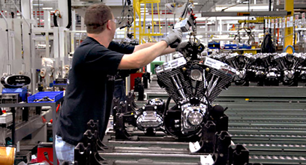 My Sick Ride HARLEY DAVIDSON FACTORY TOUR - My Sick Ride