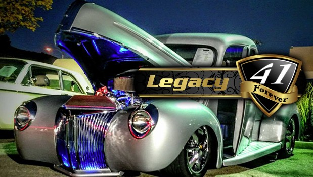 my sick ride legacy ford